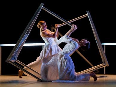 ballets du chorégraphe contemporain français